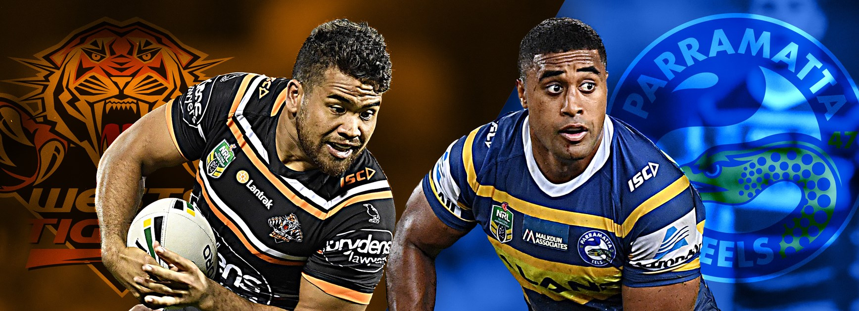 Wests Tigers v Eels preview