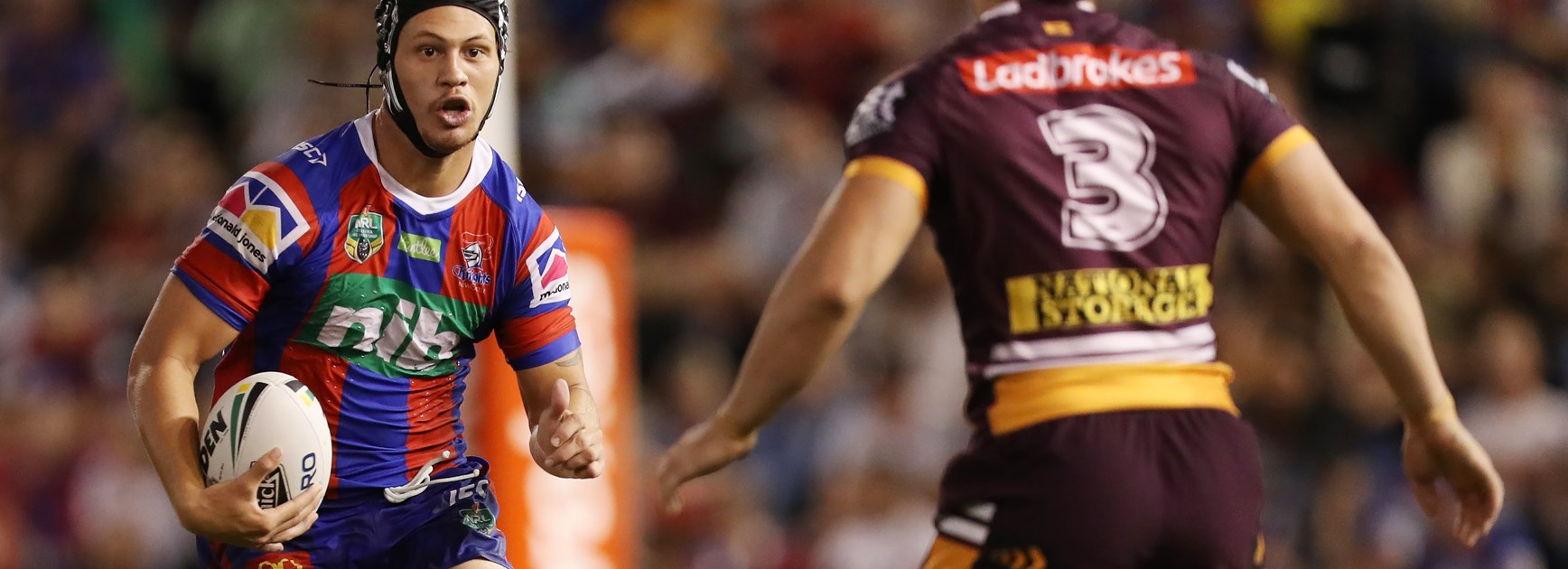 Ponga zooms into Queensland Origin contention