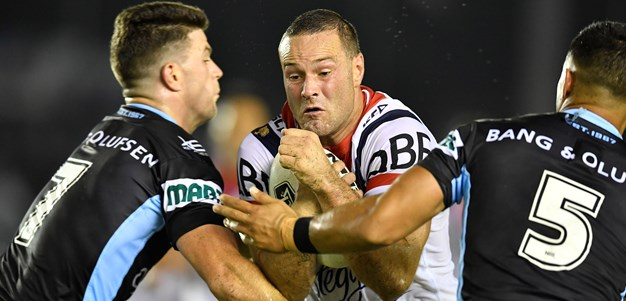 Roosters pack prove their worth against Sharks