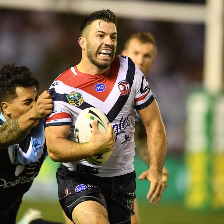 Stat Attack: Roosters can overcome Sharks possession deficit