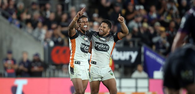Fearless Wests Tigers stun the Storm again