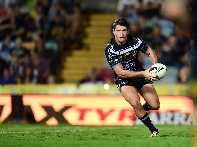 Cowboys fullback Lachlan Coote.