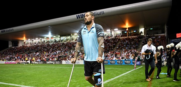 Sharks injuries update: Fifita cleared of ACL injury