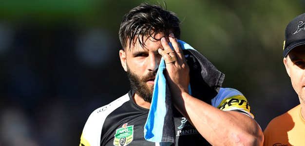 Mansour injured as Penrith pile on the points