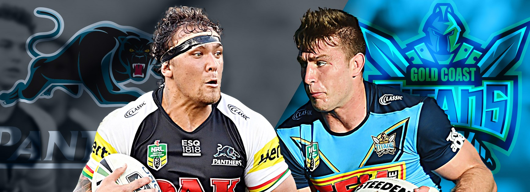 Panthers v Titans: Ellis to debut; King to start