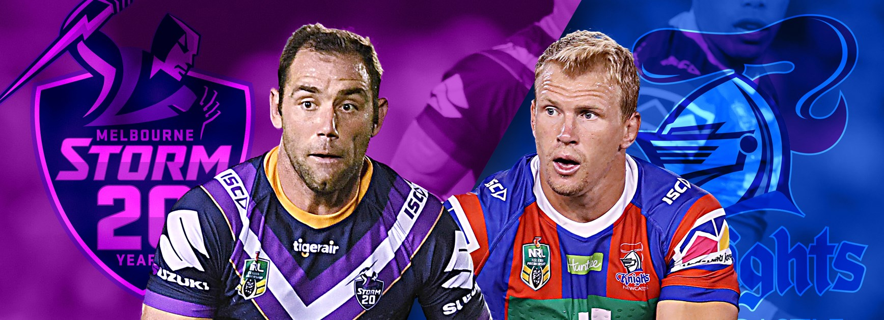 Storm v Knights: Glasby to start, Bromwich to bench