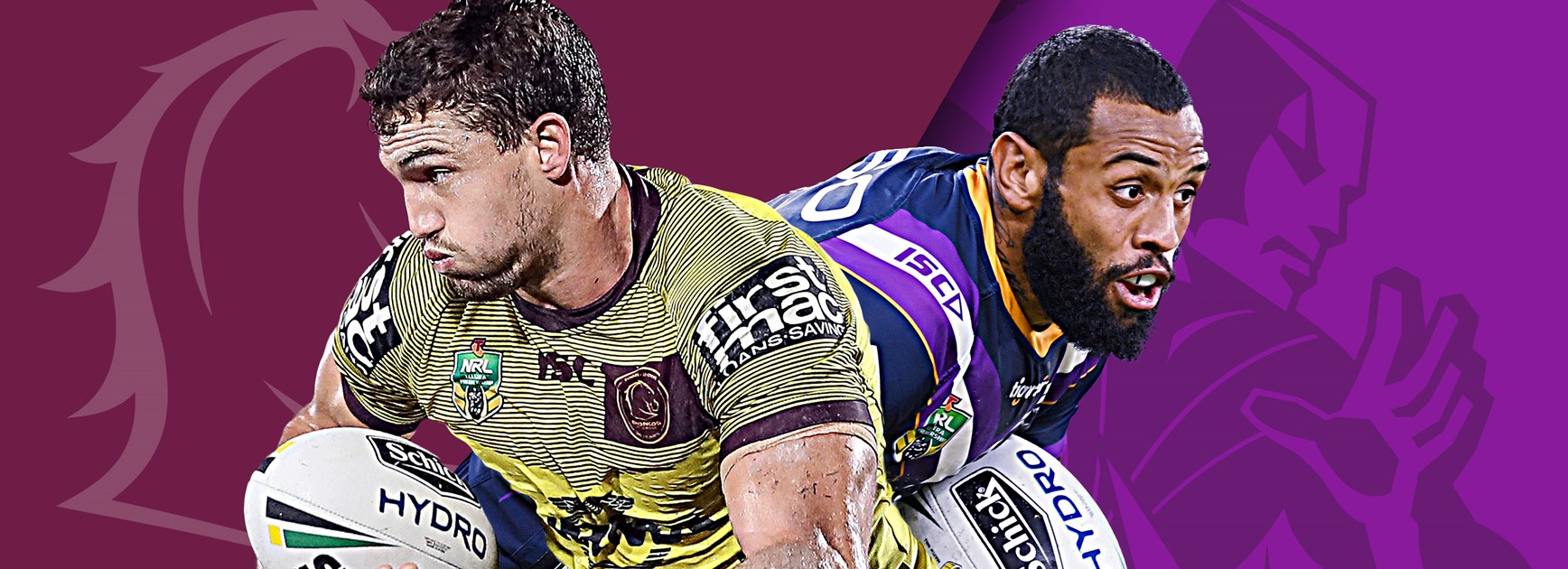 Broncos v Storm: Bird holds halves spot; Chambers returns