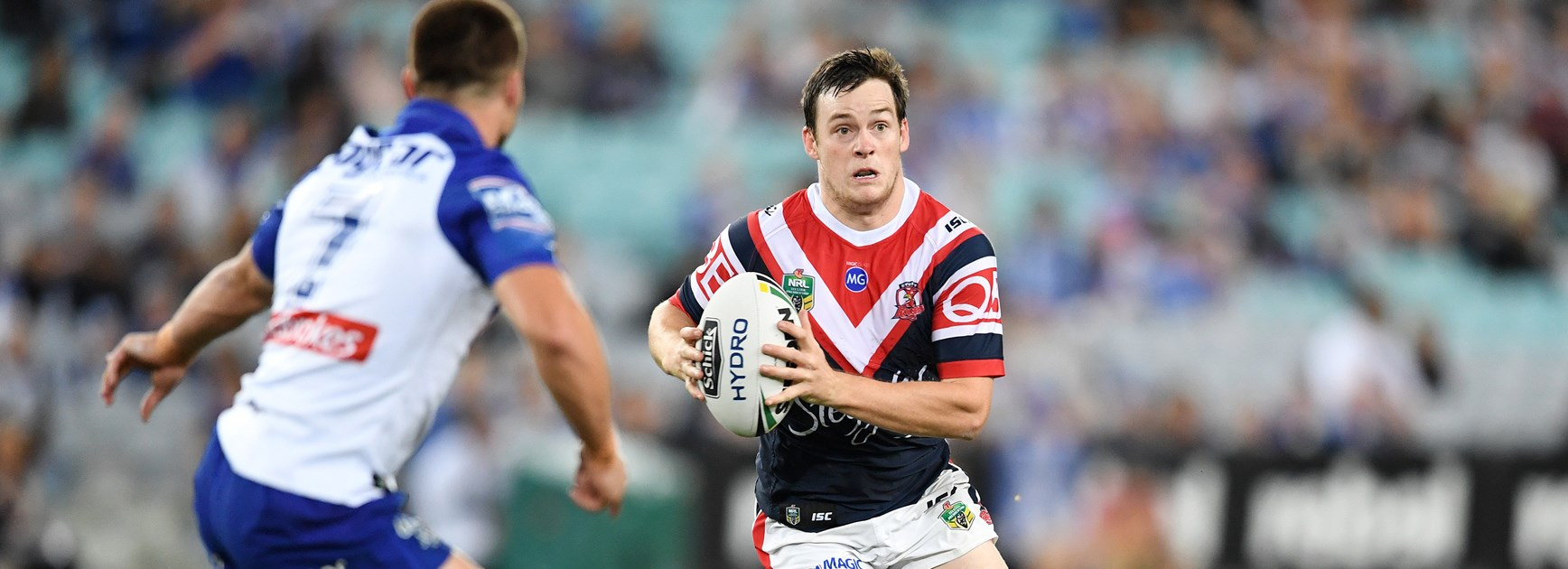 Sydney Roosters five-eighth Luke Keary.