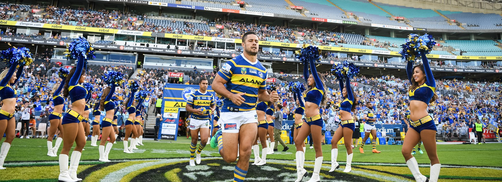 Eels to lose Jarryd Hayne for a month