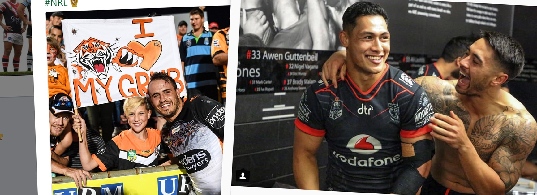 NRL Social: King Gutho and the Grub are back