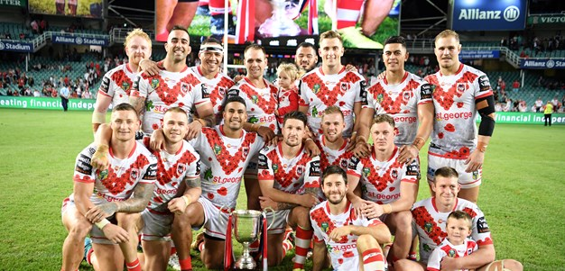 Soward's Power Rankings: Warriors, Roosters plummet