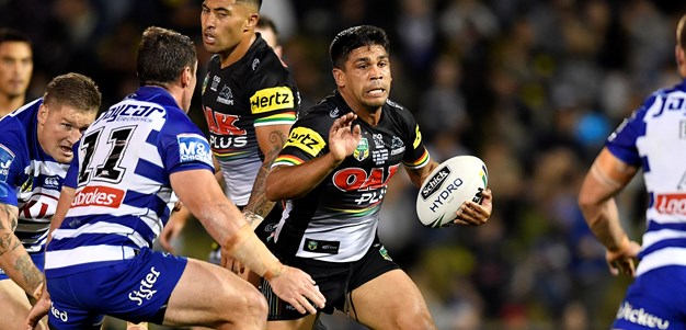 Panthers win physical encounter with Bulldogs