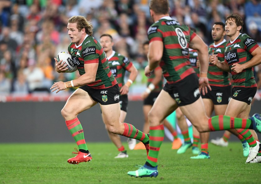 Rabbitohs prop George Burgess.