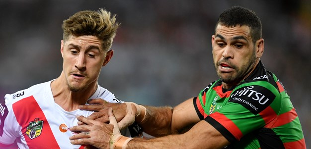 Player ratings: Rabbitohs v Dragons