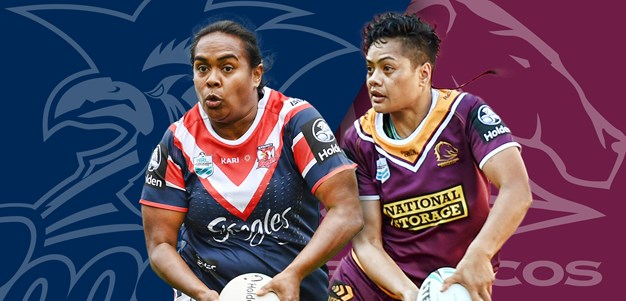 NRLW Match Preview: Broncos v Roosters
