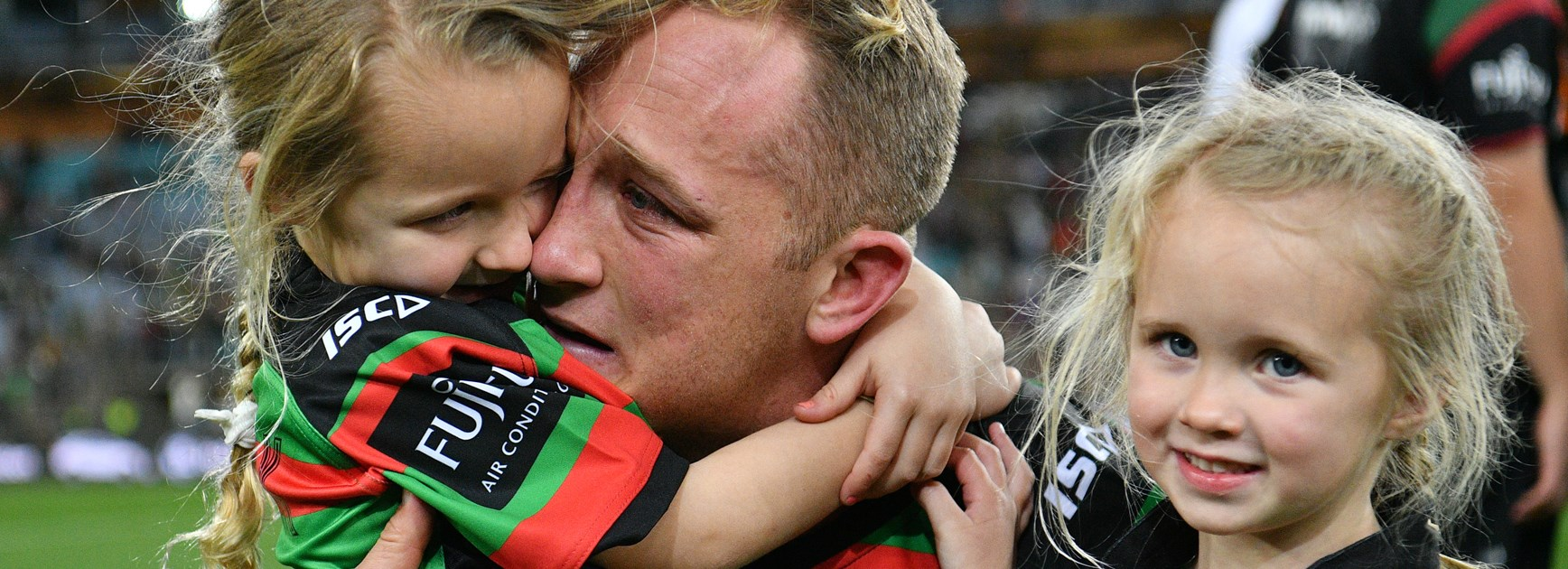 Souths desperate for injured Clark to wear jersey again