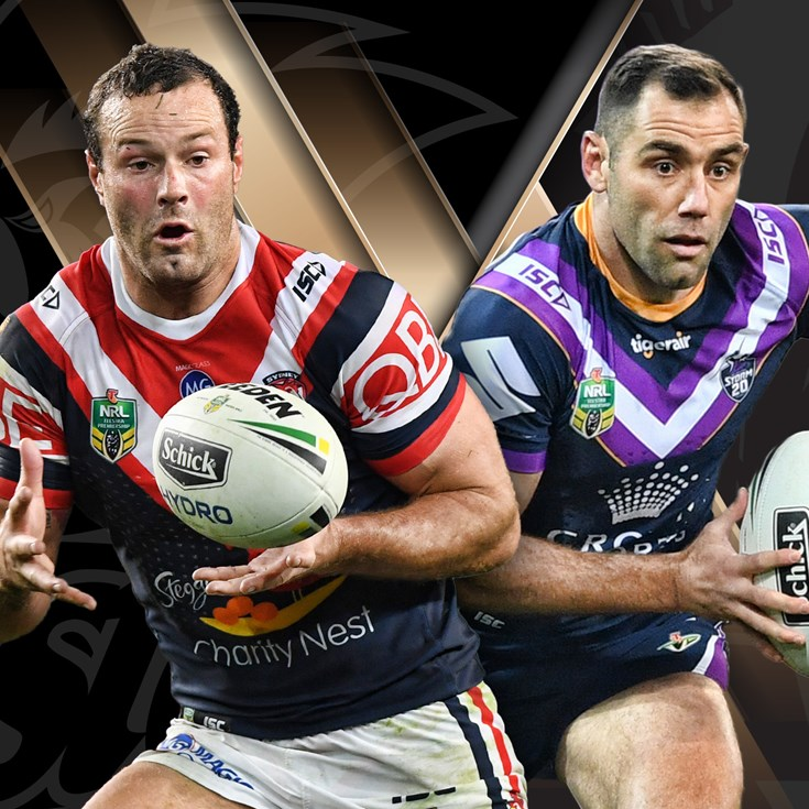 storm vs roosters - photo #41