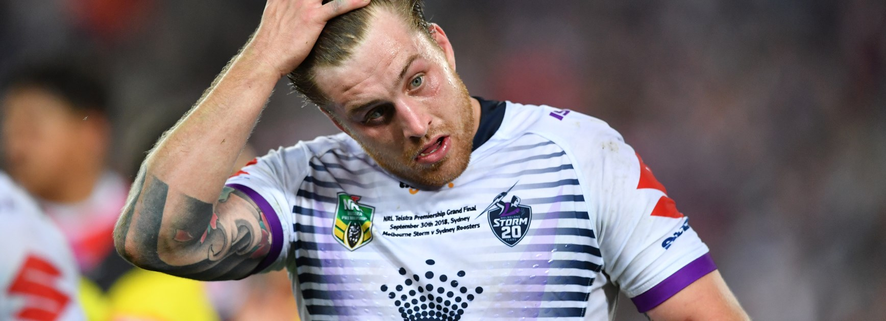 af63b818611 I don t want to be that player   Melbourne Storm s Cameron Munster ...