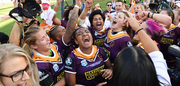 Broncos tune up for title defence with PNG trial
