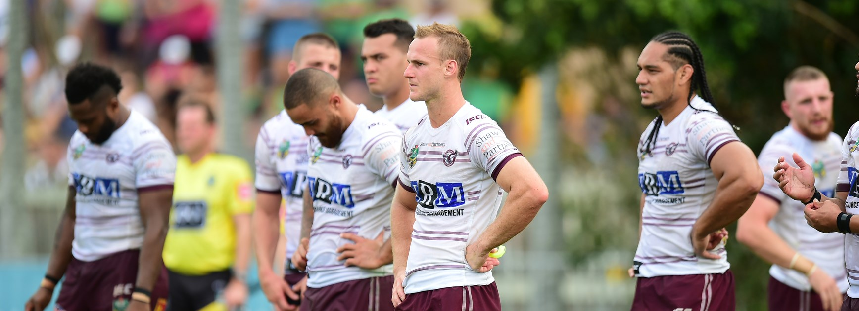 Manly are enduring some tough times, on and off the field.