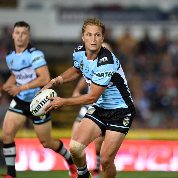 Moylan fine with being overlooked for Sharks captaincy