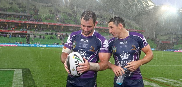 Storm aim to emulate All Blacks, Patriots