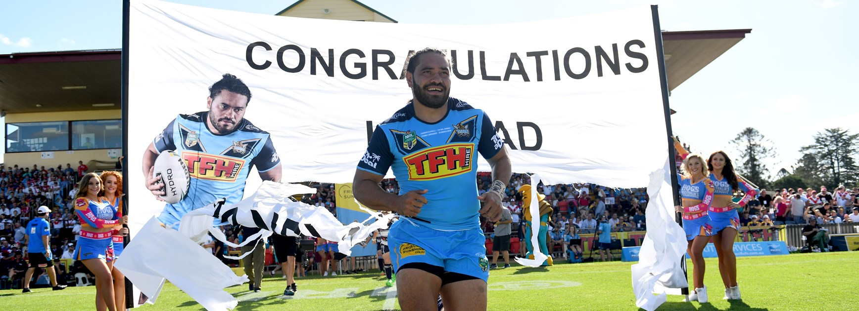 Hurrell released by Titans to join Leeds