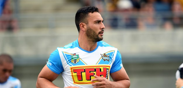 Titans skipper James inspired by Campbell, Bailey