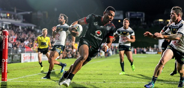 Stat Attack: Fusitu'a on cusp of Warriors history