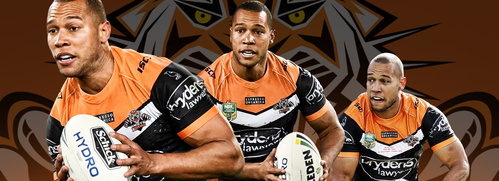 Moses Mbye named Wests Tigers captain for 2019
