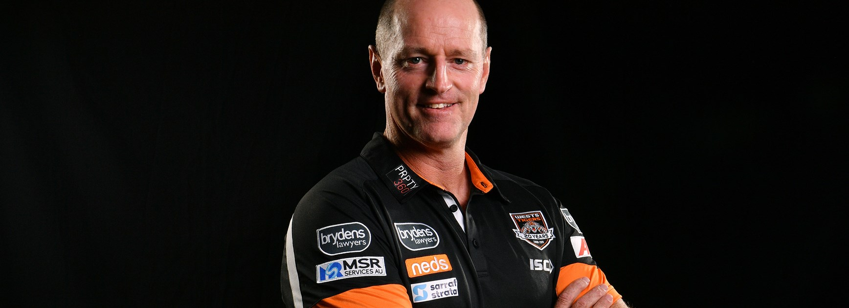 Wests Tigers coach Michael Maguire
