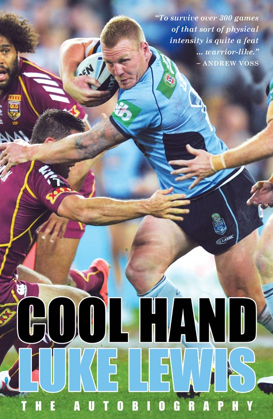 Cool Hand Luke Lewis.