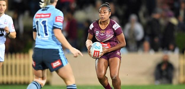 Women's Origin star still chasing NRLW contract