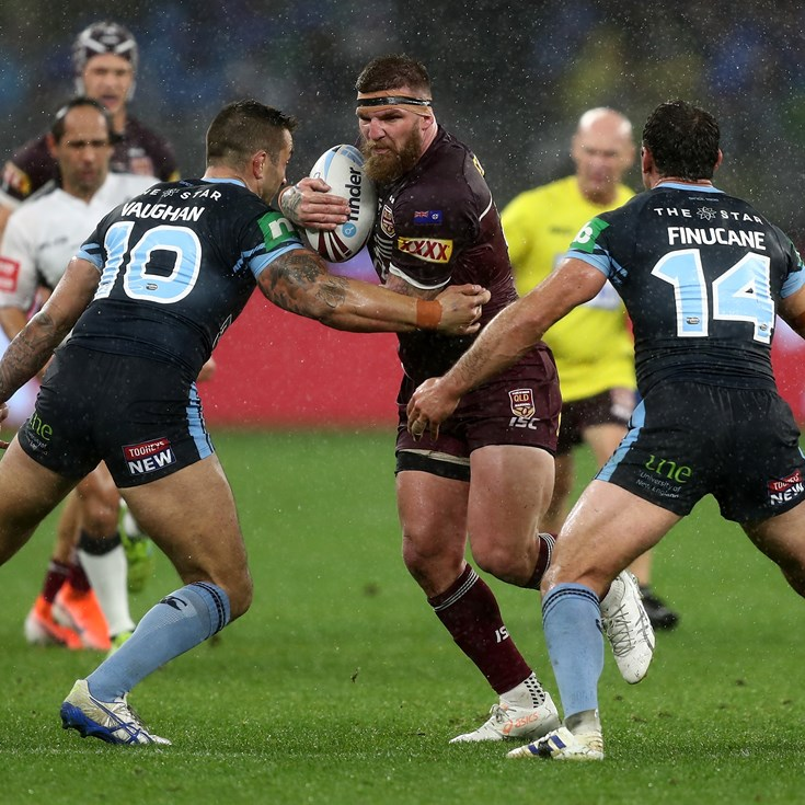 Rep round charges: McGuire accepts ban