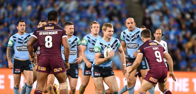 Turbo's Origin blow triggers finals shoot-out for hopeful Blues trio