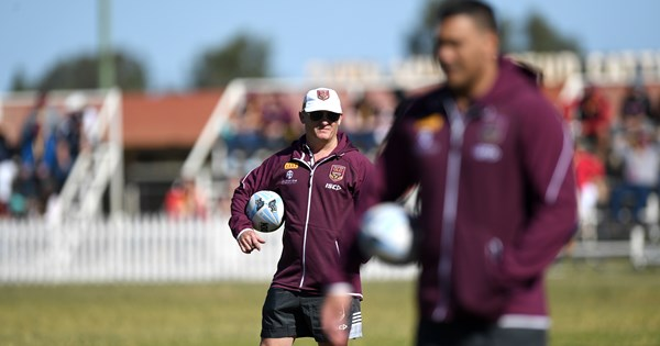QRL boss: Walters to stay involved with Maroons – NRL.COM