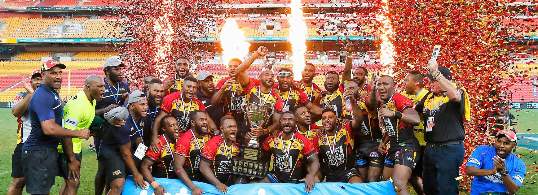 PNG Hunters future secure as QRL targets Toowoomba expansion
