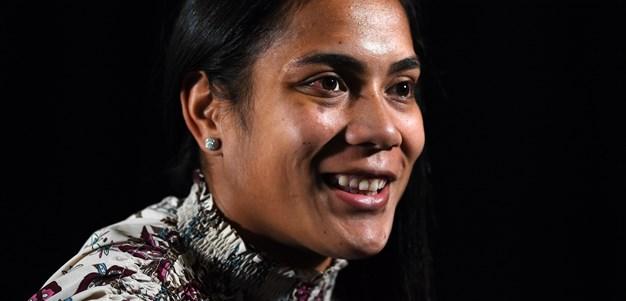 Taufa reflects on progress on International Women's Day