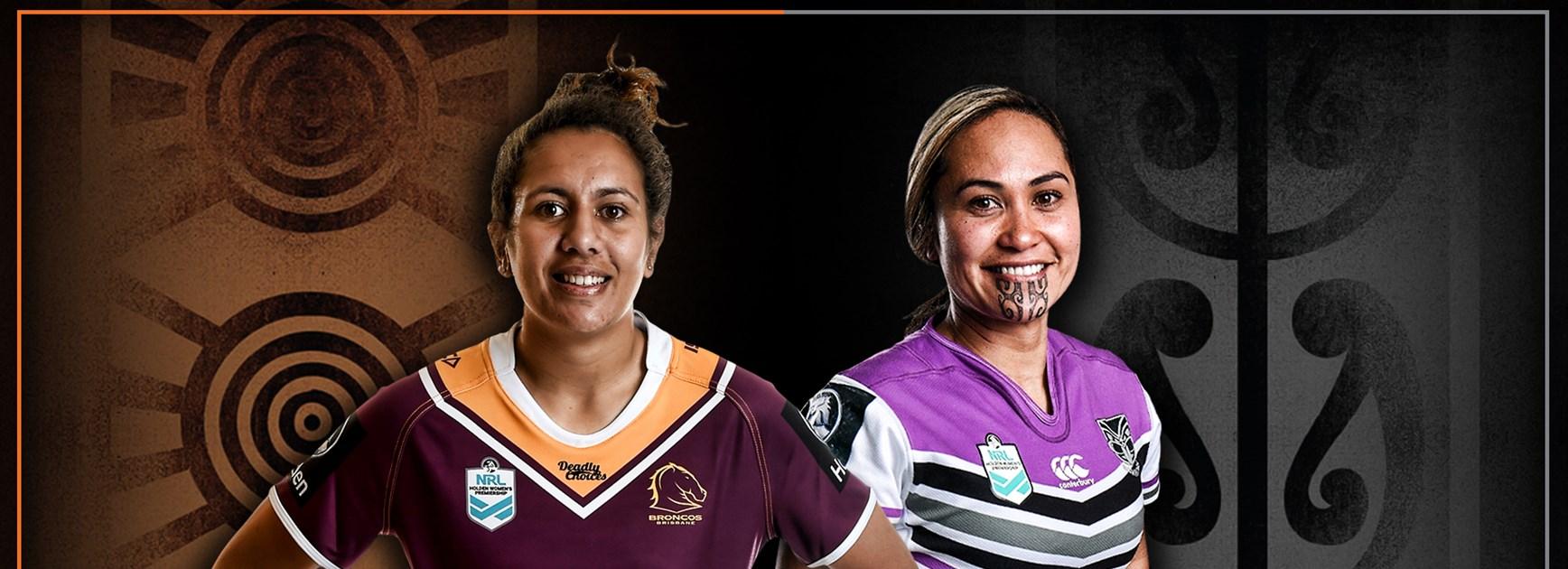 Indigenous Women's All-Stars v New Zealand Māori Ferns preview