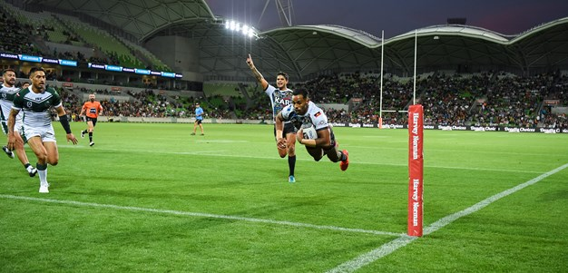 Fox shines as Indigenous All Stars run riot