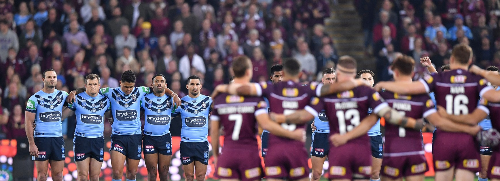 Watch the NRL & State of Origin LIVE from overseas