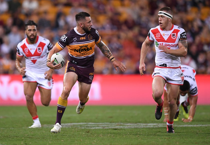 Broncos centre Jack Bird.