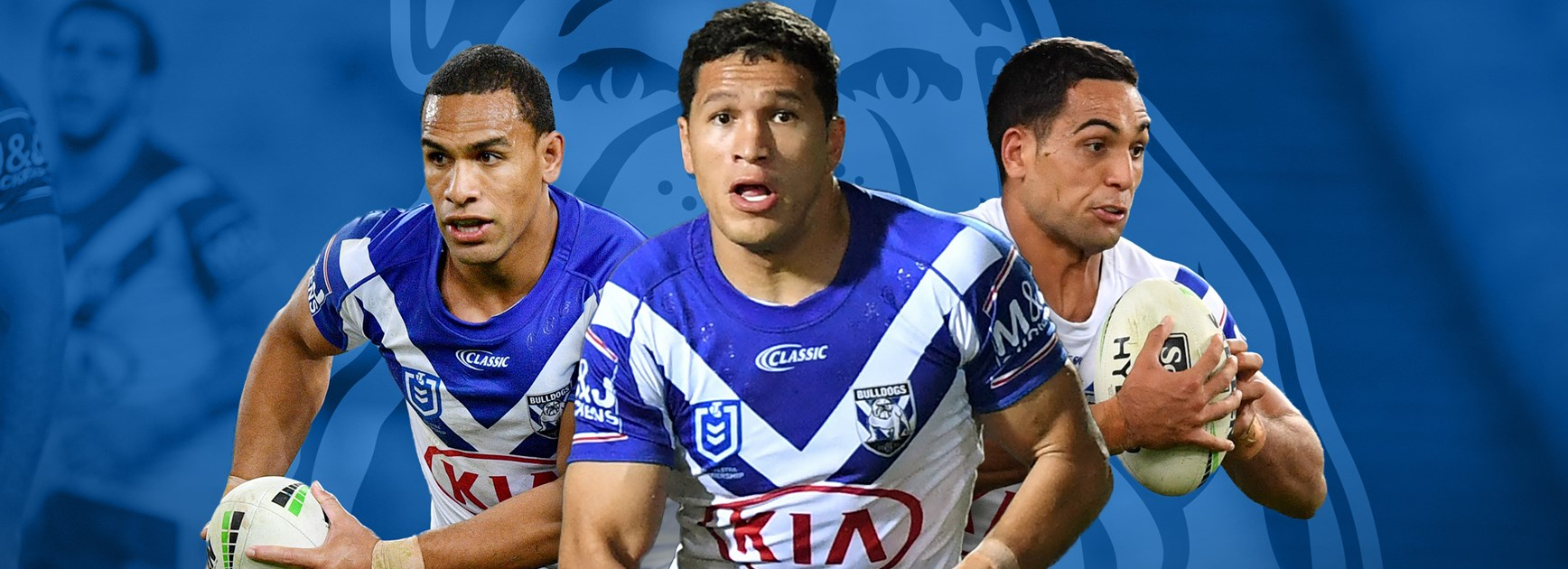 Bulldogs to kick off $3 million spending blitz with retention of key trio