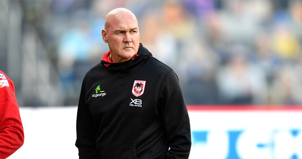 Why the Dragons board backed McGregor – NRL.COM