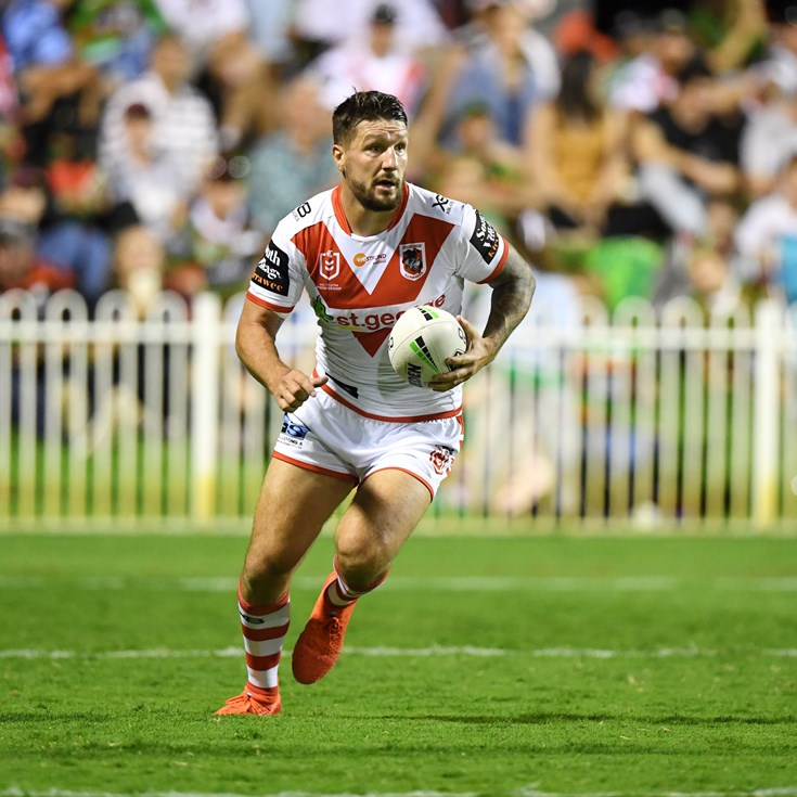 Dragons set to farewell Widdop but who takes his place?