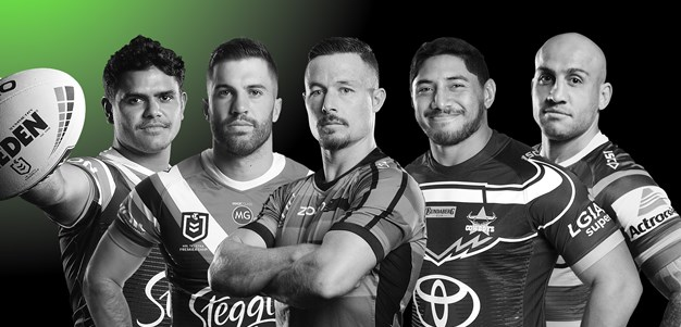NRL Players' Poll results unveiled