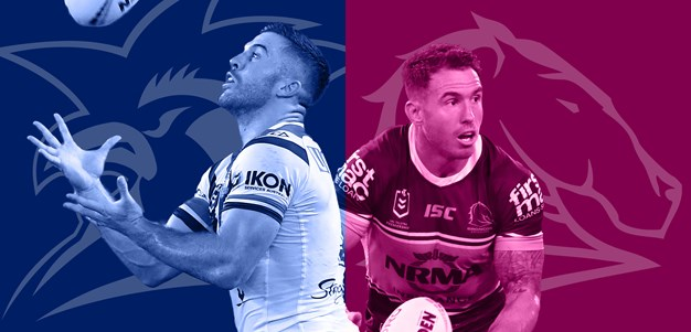 Roosters v Broncos: JWH out, Cronk in; Jet grounded
