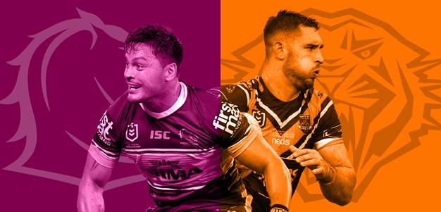 Broncos v Wests Tigers: Round 5 preview