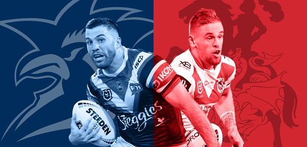 Roosters v Dragons: Round 7 preview