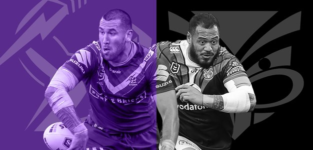 Storm v Warriors - Round 7 preview